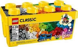 LEGO® Classic - Mittelgroße Bausteine-Box