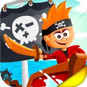 """(Piraten)Preisjäger Junior """"MathLand: Kopfrechnen und Addition"""" (Android) gratis im Google PlayStore - ohne Werbung / ohne IAPS- ٩(•̮̮̃-̃)۶"""
