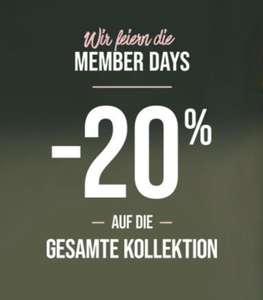 Hunkemöller: 20% Rabatt auf die gesamte Kollektion für Member
