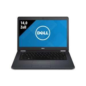 (Grade A) Dell Latitude E5470 - 14,0 Zoll - Core i5-6300U @ 2,3 GHz - 8GB RAM - 240GB SSD