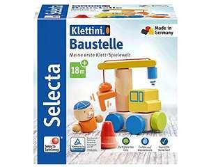 Selecta Klettini, Baustelle, Klett-Stapelspielzeug