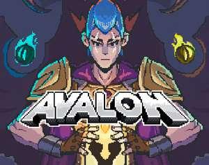 """""""Avalon"""" (Windows PC) Indie Plattformer gratis auf itch.io holen und behalten - DRM Frei -"""