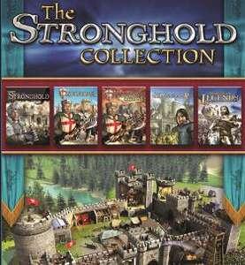 "Seid gegrüßt Sire! Eure Feste erwartet euch. ""The Stronghold Collection"" 4,99€ bei Fanatical (Steamkeys)"
