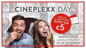 Cineplexx Österreich - alle Filme um 5 € - ohne Ausnahme - nur am 21.9.2021