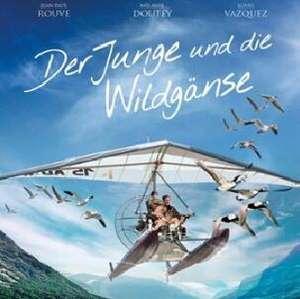"""Film: """"Der Junge und die Wildgänse"""" (FSK 0) Abenteuerfilm mit viel Herz und grandiosen Naturbildern für die ganze Familie, Stream vom SRF"""