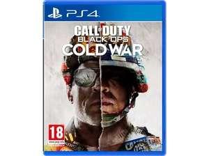 """COD Black Ops Cold War"" (PS4 / XBOX One / Series X) bei Media Markt"
