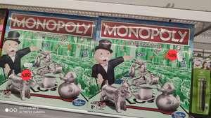 Haspro Monopoly Österreich Version Lokal bei Unimarkt