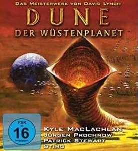"""Film """"Dune - Der Wüstenplanet (1984)"""" SciFi Klassiker von David Lynch, als Stream vom SRF"""