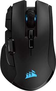Corsair Ironclaw Wireless RGB, Wiederaufladbare Optisch Gaming Maus mit Slipstream Technologie