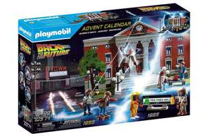 Playmobil Adventkalender - Back to the Future