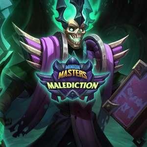 """Minion Masters - Mordar's Malediction DLC"" (Windows / MAC PC | XBOX One folgt) gratis bis 27.9. 19 Uhr (Hauptspiel ebenfalls gratis)"