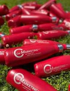 Gratis Trinkflasche (max. 2 Stück) von carmarketing.at