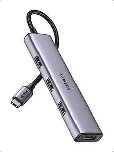 UGREEN USB-C auf 4x USB 3.0
