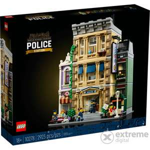 LEGO Creator Expert 10278 Polizeistation