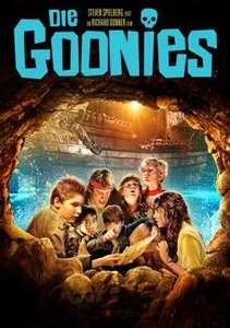 Die Goonies, 4K / Dolby Vision