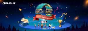 Olight Fan Day mit vielen Angeboten und Gratis i1R2