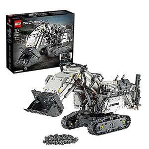 LEGO 42100 Technic Liebherr Bagger R9800