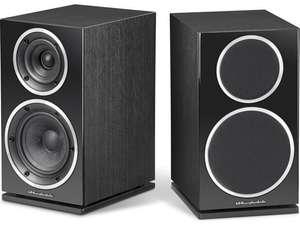 2x Wharfedale Diamond 220 Lautsprecher in Weiß oder Schwarz