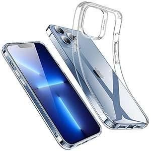 ESR Transparente Silikon Hülle für iPhone 13, Pro & Max