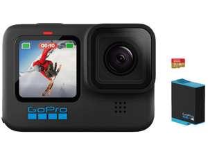 GoPro Hero10 Black + 1 Jahr GoPro Subscription + 32GB SanDisk Extreme + Ersatzakku + Dualladegerät