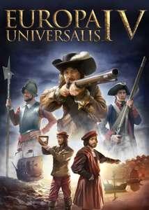 Epicgames: Europa Universalis IV gratis (30.9 - 7.10)