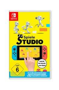 Nintendo Switch Spielestudio