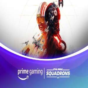 Prime Gaming im Oktober 21: Star Wars: Squadrons, Alien: Isolation, Ghostrunner, Red Wings: Aces of the Sky, Blue Fire, Secret Files 3, uvm.