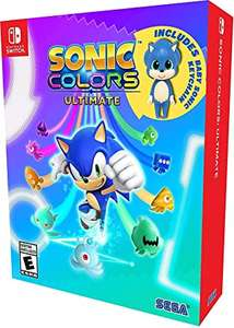 Sonic Colours: Ultimate Launch Edition«, Nintendo Switch (AUCH PS4 UND XBOX)