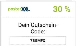 -30% auf die gesamte Bestellung ohne MBW bei PosterXXL