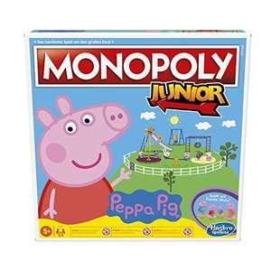 Preisjäger Junior: Monopoly - Peppa Wutz Edition
