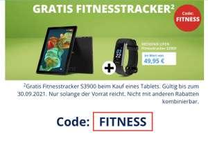 [Medion] Gratis Fitnesstracker beim Kauf eines Tablets