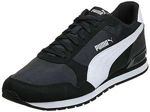 PUMA Unisex-Erwachsene St Runner V2 Nl Sneaker in Schwarz (Größe 36-47)