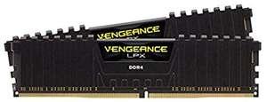 Corsair Vengeance LPX schwarz DIMM Kit 16GB, DDR4-3600, CL18-22-22-42