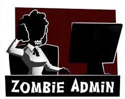"""""""Zombie Admin"""" (Windows PC) gratis auf itch.io holen und behalten - DRM Frei -"""