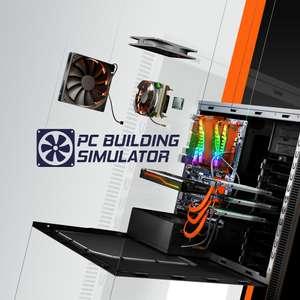 """""""PC Building Simulator """" (Windows PC) gratis im Epic Store ab 7.10. 17 Uhr"""