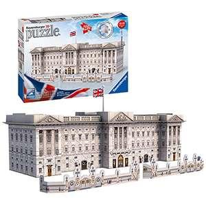 """Ravensburger 12524"""" Buckingham Palace 3D-Puzzle, One Size"""