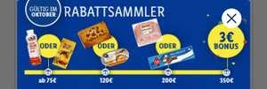 [LIDL Plus App Oktober Info] Rabattsammler MEW350€