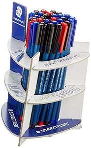 STAEDTLER Noris Triplus Ball 437 MA30 Kugelschreiber mit mittlerer Breite Packung mit 30 Kugelschreibern