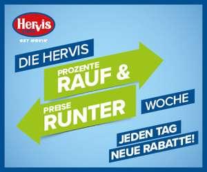 Hervis: 10% Rabatt auf E-Bikes & Fitnessgeräte