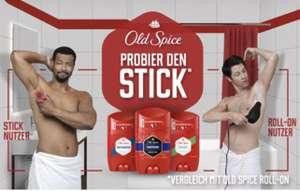 Old Spice Deo Stick gratis testen