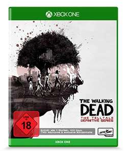 """""""The Walking Dead: The Telltale Definitive Series"""" (XBOX One / Series X)"""