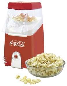 """Salco """"SNP 10CC Coca Cola"""" Heißluft Popcorn Maschine - neuer Bestpreis"""