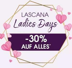 Lascana: 30% Rabatt auf alles
