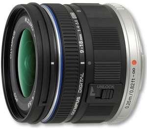 Olympus M.Zuiko Digital ED 9-18mm f4.0-5.6 [Micro Four Thirds]