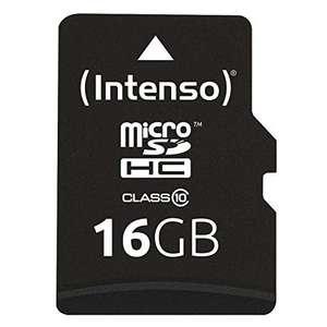 Intenso Micro SDHC 16GB