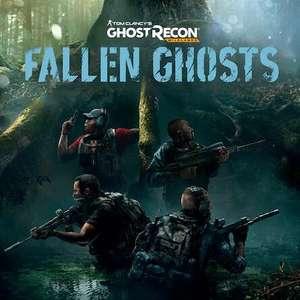 Ghost Recon Wildlands - Fallen Ghosts DLC (Xbox One & Steam) kostenlos