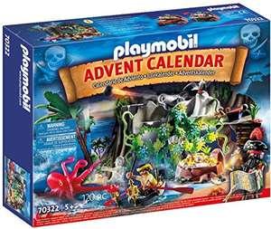 PLAYMOBIL Adventskalender Schatzsuche in der Piratenbucht