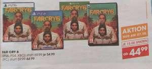 Far Cry 6 für Konsolen um 54,99€ und für PC um 44,99€ bei Libro nur am 7.10