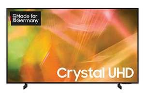 Samsung Crystal GU60AU8079UXZG UHD 4K, 60 Zoll Smart-TV