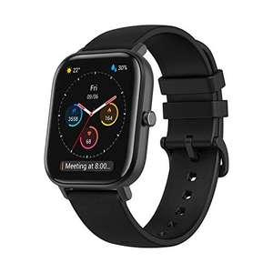 "Amazfit Smartwatch GTS mit 12 Sportmodi, GPS 1.65"" AMOLED Display Fitness Tracker"